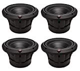 "4) ROCKFORD FOSGATE P2D2-8 8"" Punch 2000W 2-Ohm DVC Car Audio Subwoofers P2D28"
