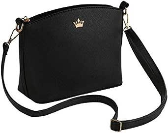 XI Bag For Women,Black - Baguette Bags