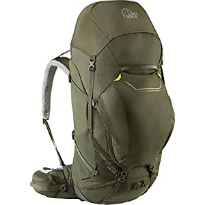 upc 821468872929 product image for Lowe Alpine Cerro Torre 65:85L Backpack Dark Olive, L/XL | barcodespider.com