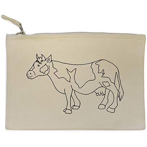 cl00013830 Embrague 'vaca' De Azeeda Accesorios Bolso Case PqOS6fYx