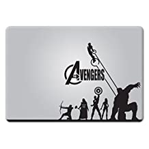 Avengers Macbook Decal Vinyl Sticker Apple Mac Air Pro Retina Laptop sticker