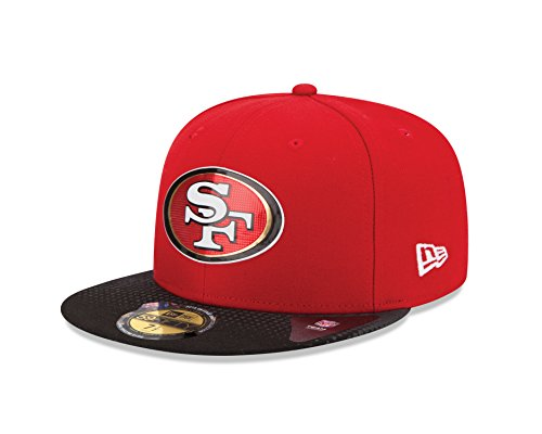 NFL Draft 2015 San Francisco 49ers Kid's 59Fifty Fitted Cap-658