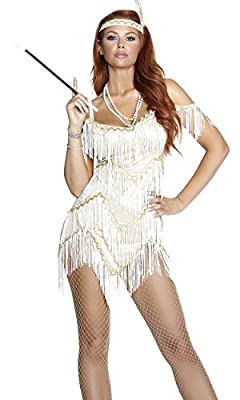 Jazzed Up Sexy Flapper Costume