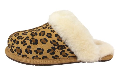 UGG Chaussures Femme - Pantoufle - SCUFETTE II - 1003227 - leopard