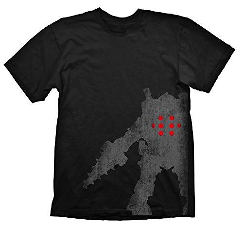 T-Shirt Bioshock - Big Daddy [schwarz, M]