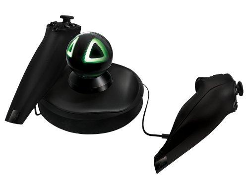 Razer Hydra - Volante/mando (Especial, PC, Analógico, Alámbrico, USB 2.0, Negro): Amazon.es: Videojuegos