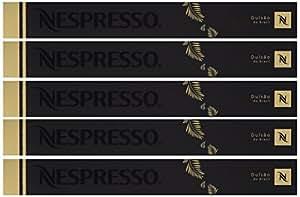 Nespresso OriginalLine: Dulsao Do Brasil, 50 Count - ''NOT compatible with Vertuoline''