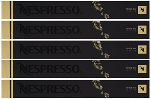 Large Product Image of Nespresso Dulsao Do Brasil New, 1 Package (50 Capsules)