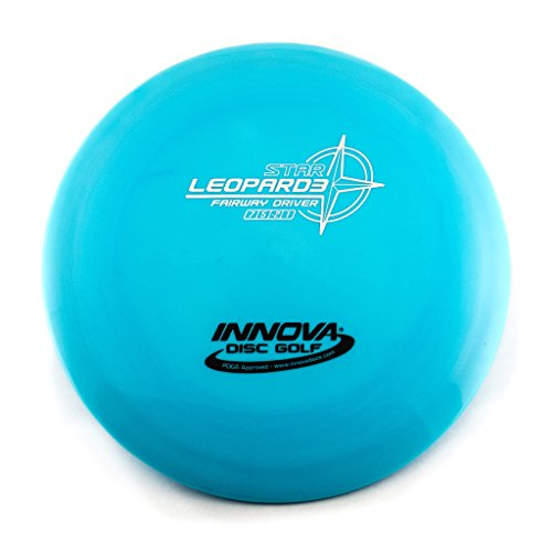 (INNOVA Star Leopard3 Fairway Driver Golf Disc [Colors May Vary] - 173-175g)