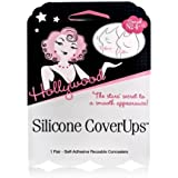 Hollywood Fashion Secrets Silicone Cover-Ups Accessory (One Size Natural)