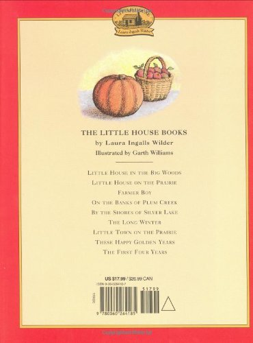 The Little House Cookbook: Frontier Foods from Laura Ingalls Wilder's Classic Stories by Harper Collins (Image #1)