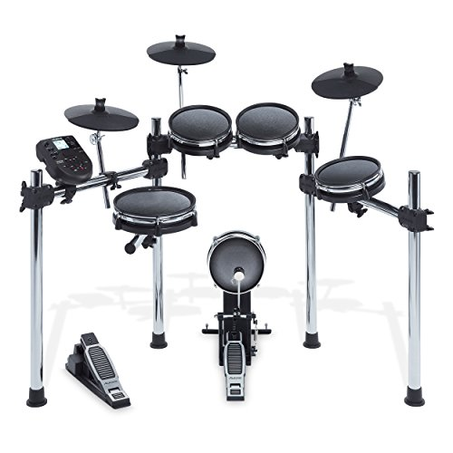 Alesis Surge Mesh Kit - Eight-Piece Electronic Drum Kit with