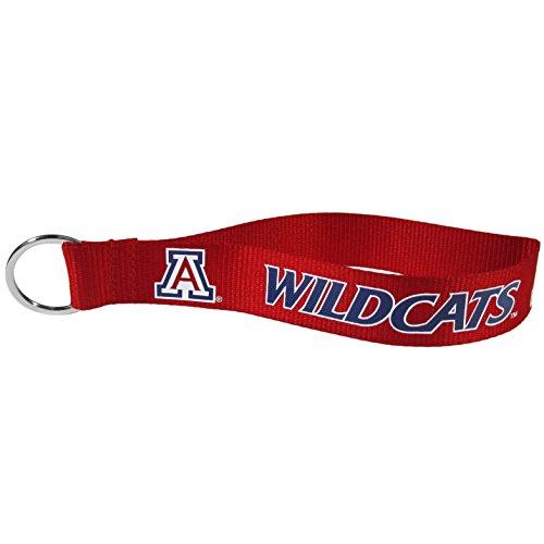 NCAA Arizona Wildcats Lanyard Key Chain, Wristlet Arizona Wildcats Key Ring
