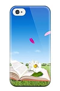 Paul Jason Evans's Shop Best Premium colorful Fresh Air Case For Iphone 4/4s- Eco-friendly Packaging