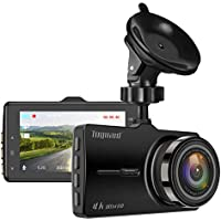 TOGUARD Dash cam 4K UHD Car Dash Camera 3'' LCD Dashboard...