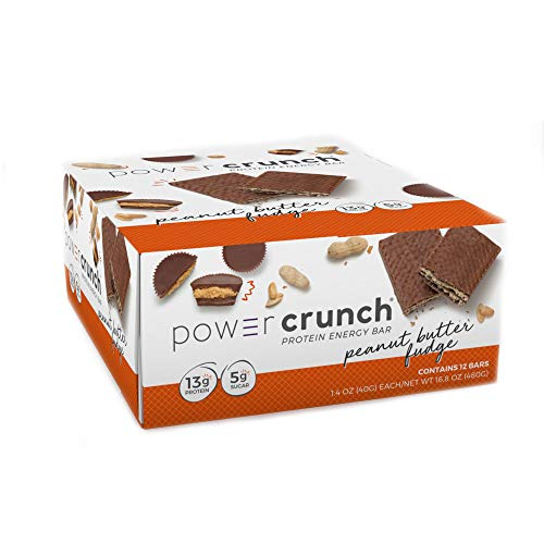 Bar Peanut Butter Fudge 1.40 Ounces (Case of 12)