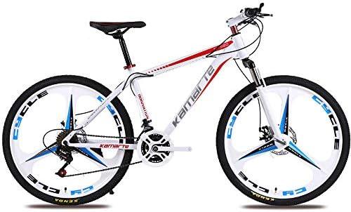 TATANE Adulto Bicicleta De Montaña, 24/26 Pulgadas Frenos De Disco ...