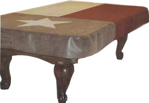 Championship Pool Table (Championship Westex Pool Table Cover 7' Texas Flag)