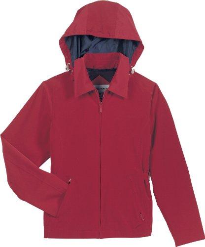 dark Chaqueta Para Authority Port Navy Red Mujer xq5XF0P
