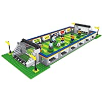Ingenious Toys AUSINI Griffé / Football Set avec 6 Joueur Mini Figurines by 25591