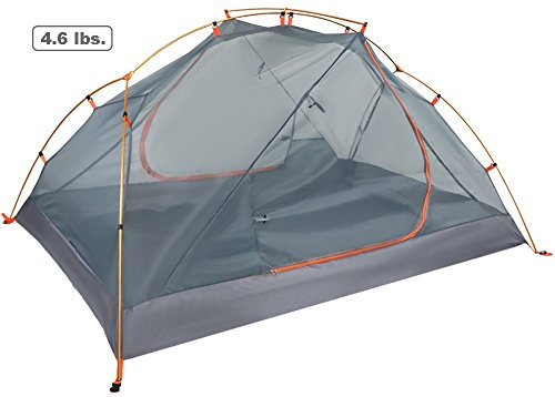 Bigfoot Outdoor Products Backpacking Tents (2-Man – 4.6 lbs.)