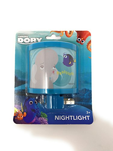 [Disney Pixar Finding Dory Shade Children's Night Light Auto Sensor] (Stormtroopers Outfit)