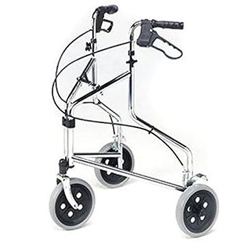 A través de la ortopédico de tiro con arco-andadores y sillas de ...