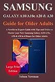 Samsung Galaxy A10/A10e, A20 & A30 Guide for
