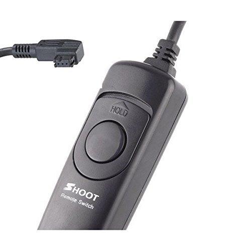 a65v a55 a33 como rm-s1am Cable disparador a distancia para Sony Alpha a77v