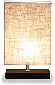 Zeefo Wood Table Lamp
