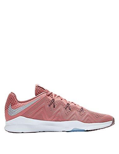 Air STARDUST METALLIC SILV Bionic Baskets Trainer Femme Bonbon Condition Nike Rose Zoom RED UqdRFUwxB