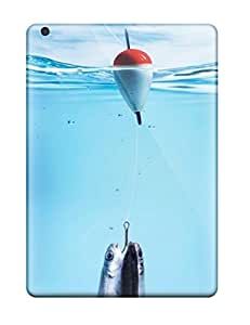 New Arrival Awesome Fishing HnmZzaL188Mucka Case Cover/ Air Ipad Case