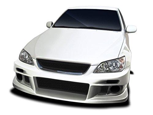 Duraflex ED-WXI-997 EG-R Front Bumper Cover - 1 Piece Body Kit - Compatible For Lexus IS 2000-2005