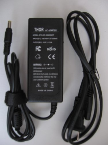 1130ca Battery - Thor Brand Replacement Ac Power Adapter Plug for Hp Pavilion Laptop Pc Models:dm3-1023ca Dm3-1024ca Dm3-1030us Dm3-1040us Dm3-1044nr Dm3-1047cl Dm3-1047nr Dm3-1058nr Dm3-1124ca Dm3-1130ca Dm3-1130us Dm3-1131nr Dm3-1140us Dm3t-1000 Dm3t-1100 Dm3z-1000 Dm3z-1100 Power Cord Power Supply 65 65 Watt
