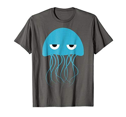 Jellyfish Costume Shirt - Cute Cheap Halloween Costume Tee -