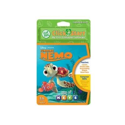 NEW ClickStart Finding Nemo (Toys): Office Products