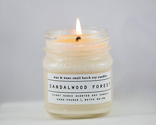 Sandalwood Forest 8 oz. Soy ()