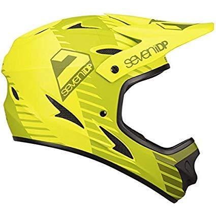7iDP M1 Helmet Tactic Lime/MID/Olive Green L