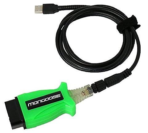 Drew Tech Mongoose Pro Oem Diagnostics And Programing Cable Toyota 2 (MFC) BT (Bt Diagnostic)