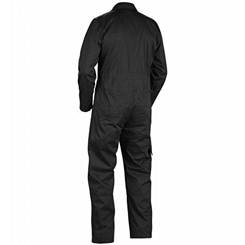 Blaklader 615110009900C56 Overall, Size 40/32, Black by Blaklader (Image #2)