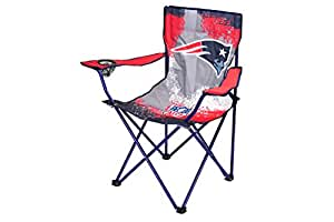 Amazon Com Nfl New England Patriots Tween Camp Chair