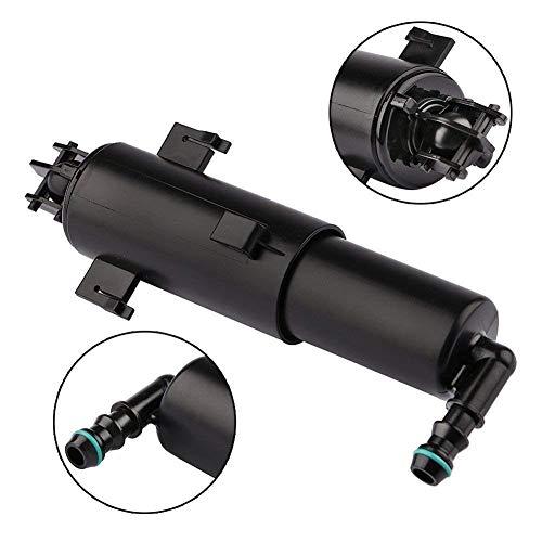 (Lisyline Headlight Cleaning Washer Nozzle Pump Cylinder for BMW E90 3 Series 323i 325Ci 325xi 328i 330i)