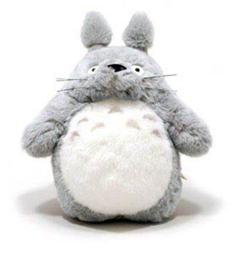 """Totoro Grey Totoro 16"""" Plush Doll"""