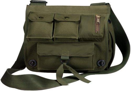 Venturer Survivor Shoulder Bags-O.D., Black