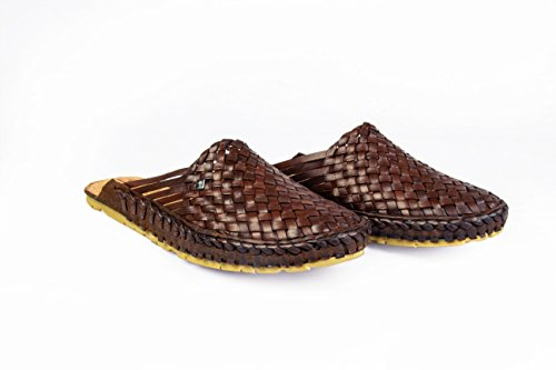 Desi Hangover Daily Style Tan Shoes Genuine Leather Fashion Casual Slip On Loafers Shoes VMZQ1