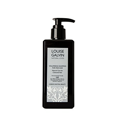 Louise Galvin Natural Locks - Louise Galvin Natural Locks Volumising Shampoo for Fine Hair Natural Care for Coloured Hair