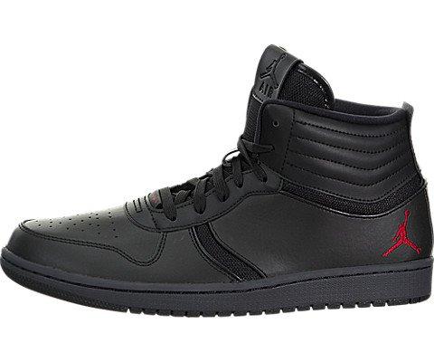 Nike-Jordan-Mens-Jordan-Heritage-BlackGym-RedAnthracite-Basketball-Shoe-75-Men-US