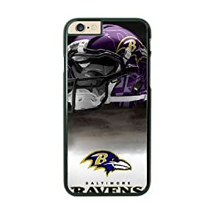 NFL Case Cover For Ipod Touch 5 Black Cell Phone Case Baltimore Ravens QNXTWKHE1825 NFL Hard Phone