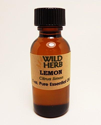 Bulk Lemon Essential Oil Organic (32 oz)