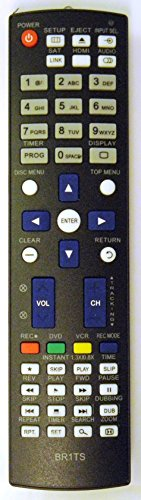 Brand Replacement Remote Toshiba SE R0295
